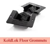 Keep heat control with Koldlok